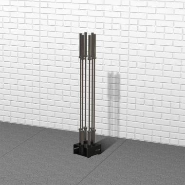 Подставка для 4 грифов со втулками 50мм: отзывы и комментарии